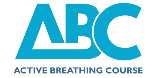 button for active breathing course page
